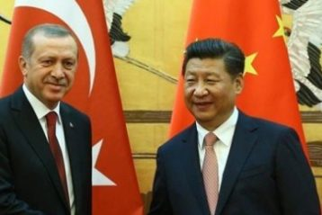 Çin, Türkiye ilişkileri