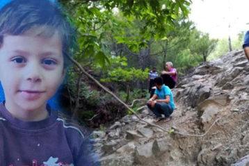 kayıp çocuk ufuk