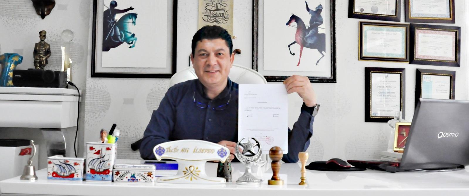 Prof. Dr. Ali İlseven